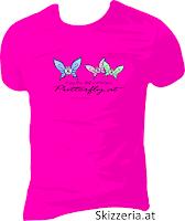 Putterfly Disc Golf Shirt