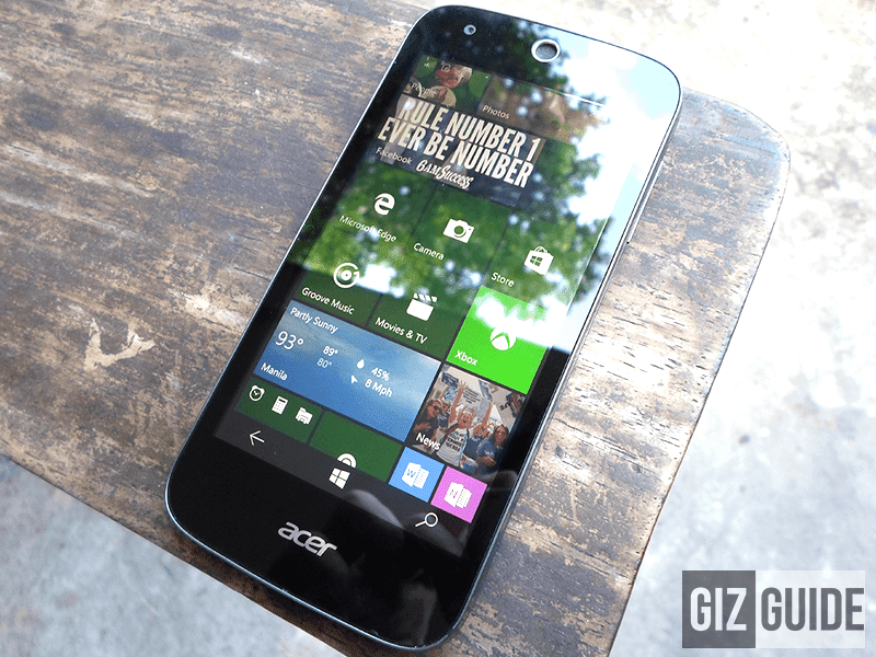Acer Liquid M330 review