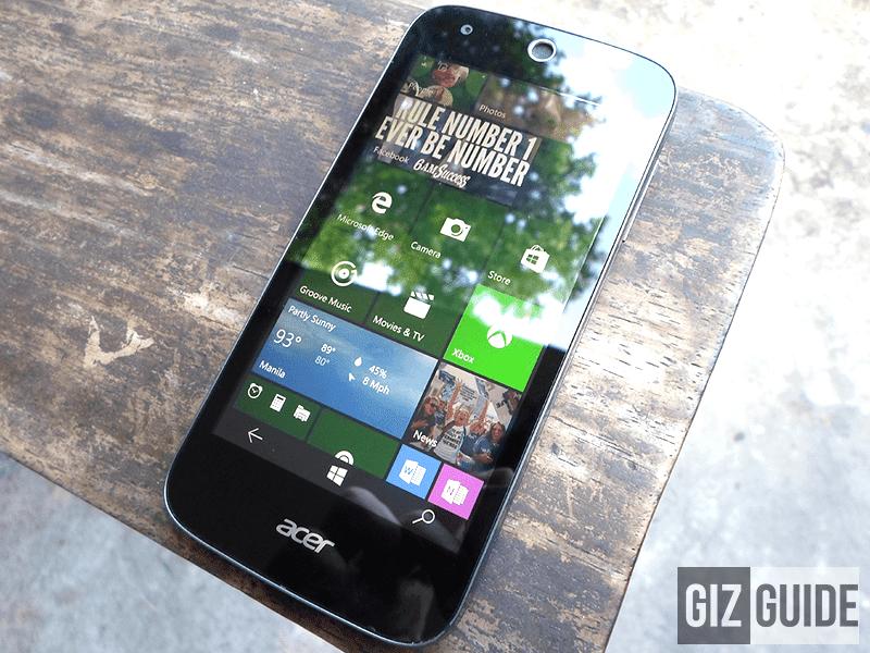 Acer Liquid M330 review