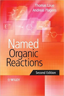 NAMED ORGANIC REACTIONS BY THOMAS LAUE AND ANDREAS PLAGENS