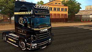 Ride or Die skin for Scania RJL