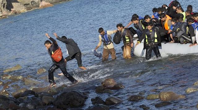 Η Ελλάδα στα πρόθυρα του προσφυγικού χάους