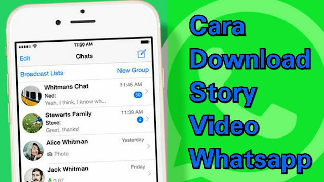 download video buat story whatsapp