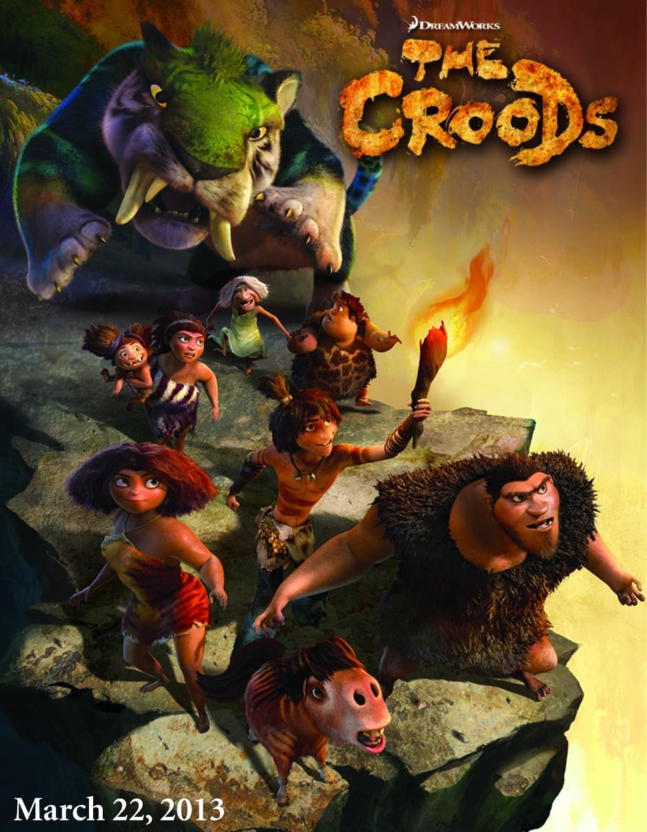 Croods 2 release date in Perth