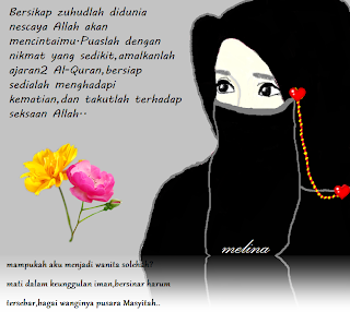 Wanita Cantik di Hadapan Allah SWT