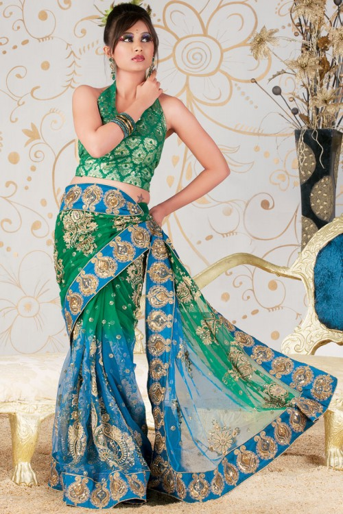 a6caebee0 Awesome Fashion 2012  Awesome Modern Indian Saree Fashion -Top 10 ...