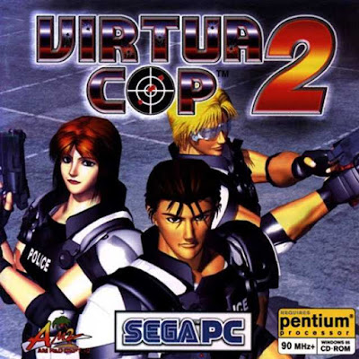 Virtua Cop 2 Game - Games Download Free Full Version For PC