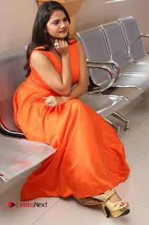 Actress Priyanka Pictures at Karulo Shikarukelithe Teaser Launch 0099
