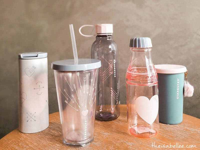 Starbucks Signature Heart Merchandise Collection