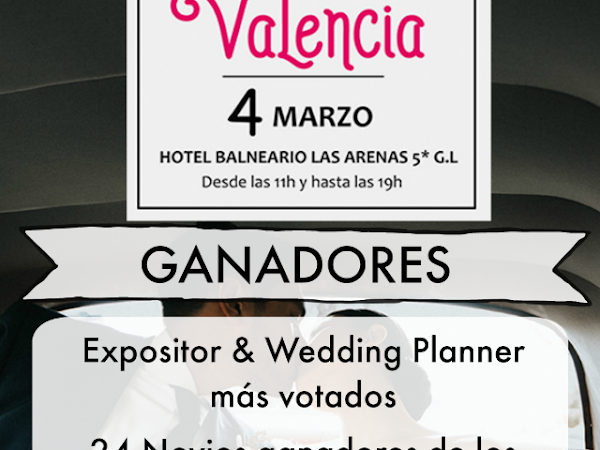 Empresas & Novios ganadores MBRE Valencia 2018