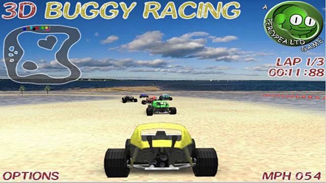 3D Buggy Racing - Image du Jeu