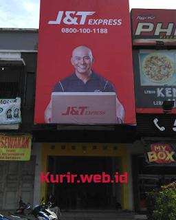 alamat agen J&T Express di Bandung