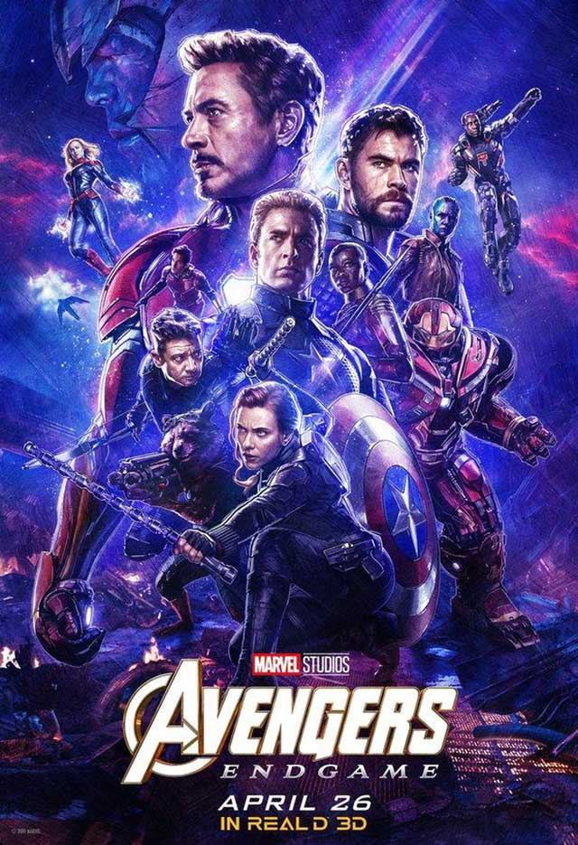 Movie Lovers Reviews Avengers Endgame Is A Worthy Marvel Entry