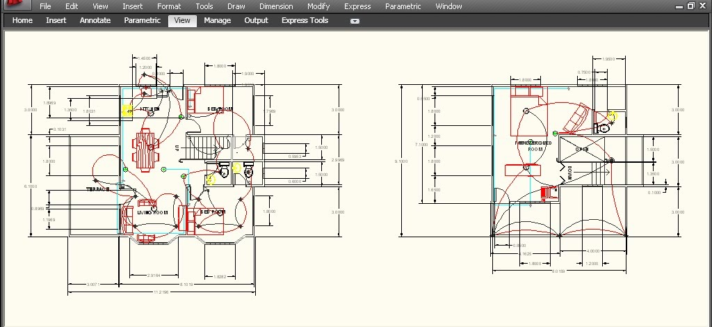 autocad online auto cad electrical and power layout. Black Bedroom Furniture Sets. Home Design Ideas