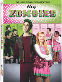 Disney's ZOMBIES DVD Review