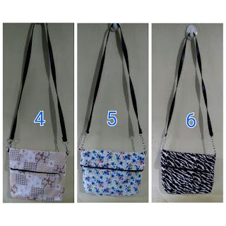 Sling Bags Katun Cewek Murah