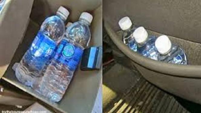 Air dalam Botol Plastik yang Disimpan di Mobil Bisa Picu Kanker Itu ...