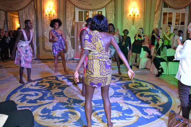 """""""Africa Fashion Week Barcelona"""""""