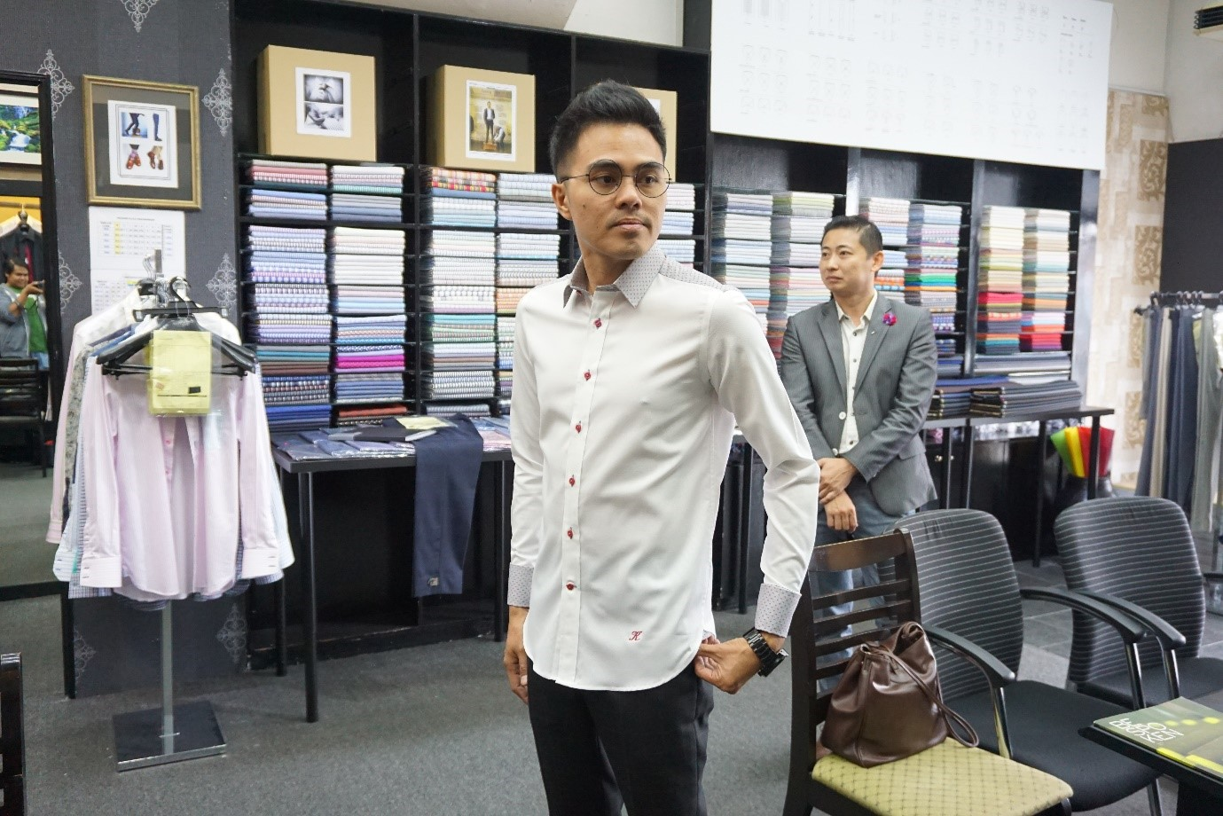 montana fashion shop sea park petaling jaya, tips pemakaian sut