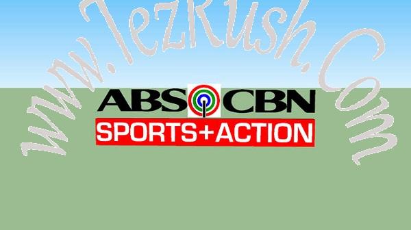 ABS-CBN Sports Action Latest PowerVU Key 2018 Logo TezRush