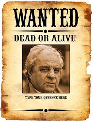 """Juan Marsé, """"un rostro digno de figurar en un cartel de Wanted"""""""