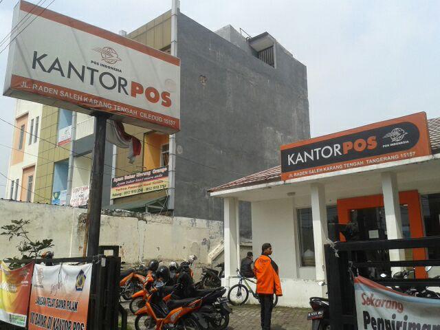 Kantor Pos Ciledug Kota Tangerang Banten Ciledugonline Berita Terkini