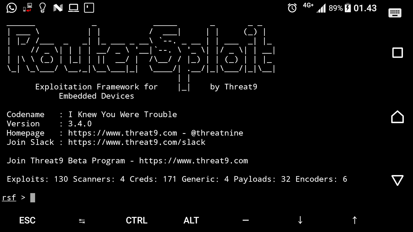 How to Install RouterSploit - Termux Android - SIDELOAD_ID