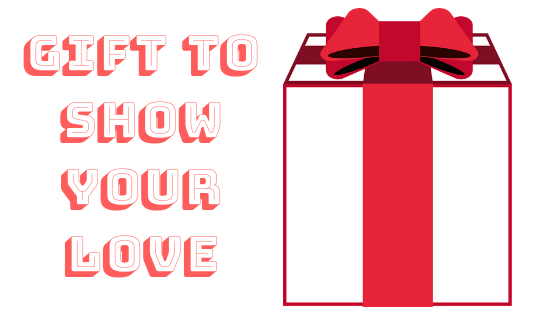 third thing to do on christmas is to give gifts to show your love