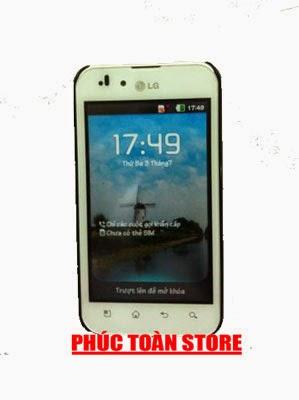 Stock rom tiếng Việt LG P970 alt