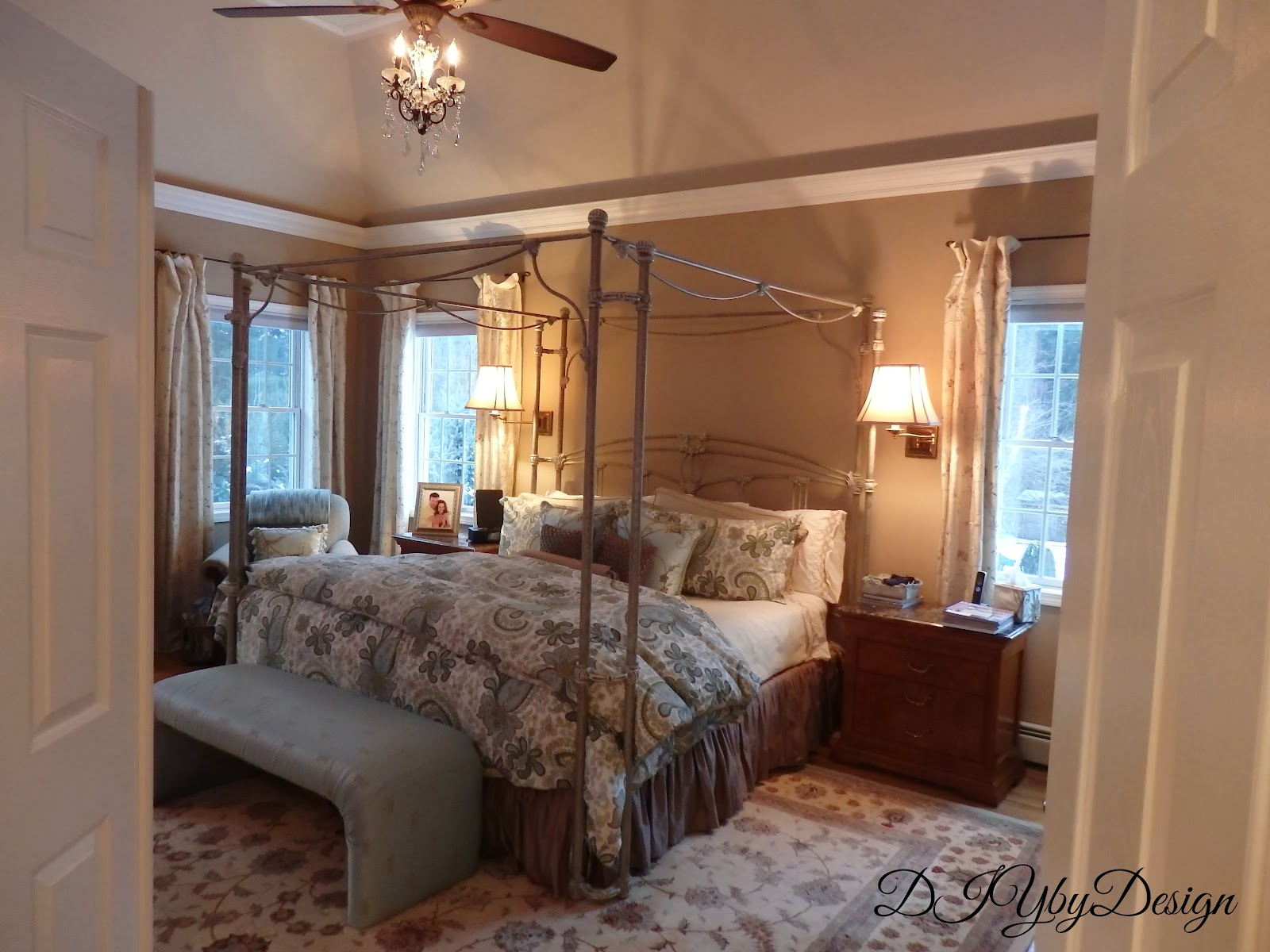 Diy By Design Master Bedroom Retreat A New Addition