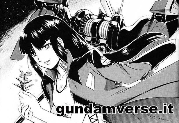 [SCANLATION] Gundam SEED MSV: Il Fiore che Sboccia sul Campo di Battaglia