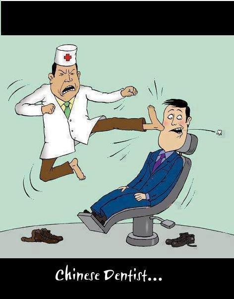 No quiero ir al dentista