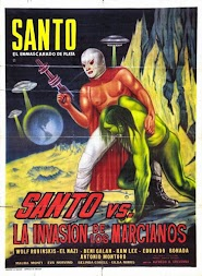Santo vs. the Martian Invasion (1967)