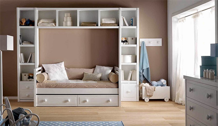 3 claves para una habitaci n juvenil - El mueble habitaciones juveniles ...