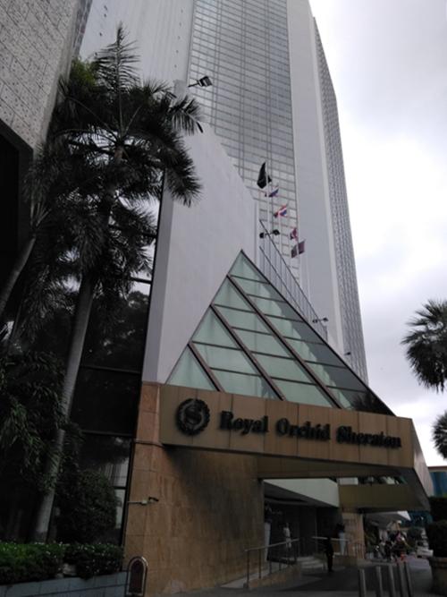ロイヤル・オーキッド・シェラトン・ホテル&タワーズ(Royal Orchid Sheraton Hotel & Towers)