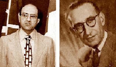 Jordi Puig Laborda y Ricard Guinart Cavallé