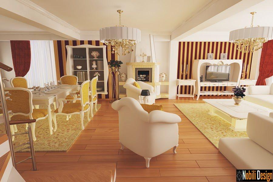 Design interior casa stil clasic Constanta - Design Interior-Amenajari Interioare-preturi