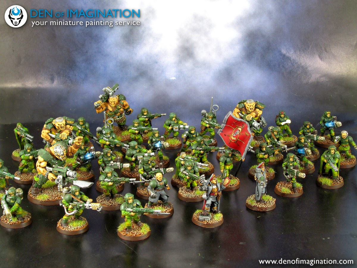7bbdd9854 Blog - Imperial Guard army