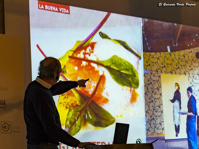 Gonzalo Azumendi en Turistopia 2018 - Bilbao por El Guisante Verde Project