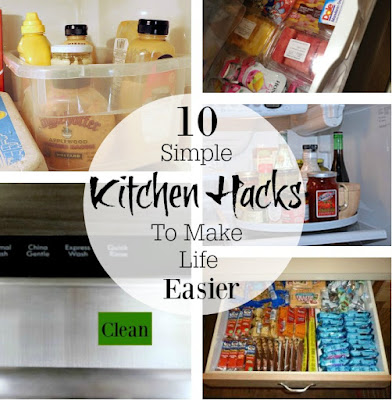 10 Simple Kitchen Hacks to Make Life Easier from www.bobbiskozykitchen.com
