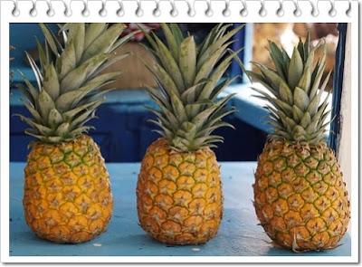 Manfaat buah nanas bagi kesehatan