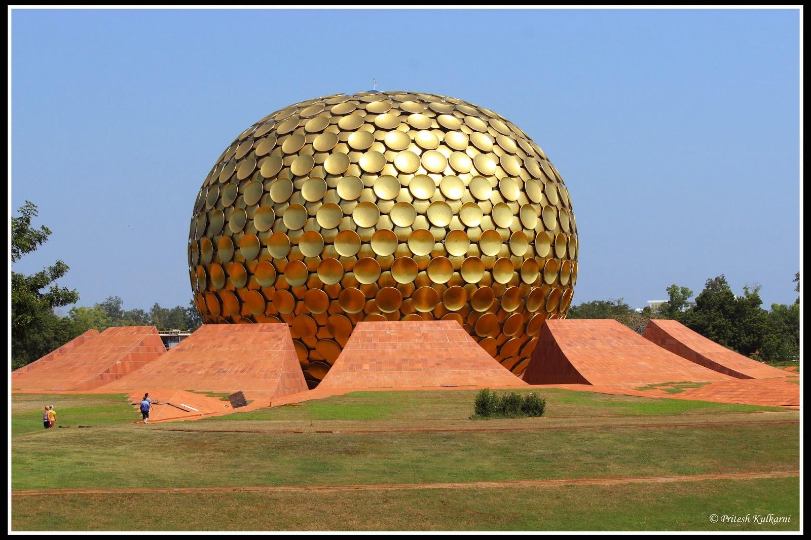 Mantra Mandir - Auroville