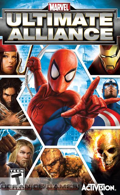 marvel ultimate alliance 2 pc تحميل لعبة