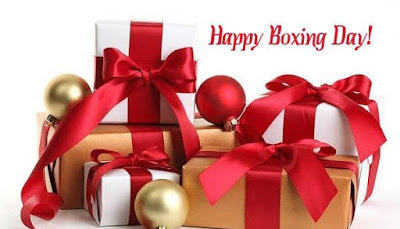Image result for boxing day images 2016
