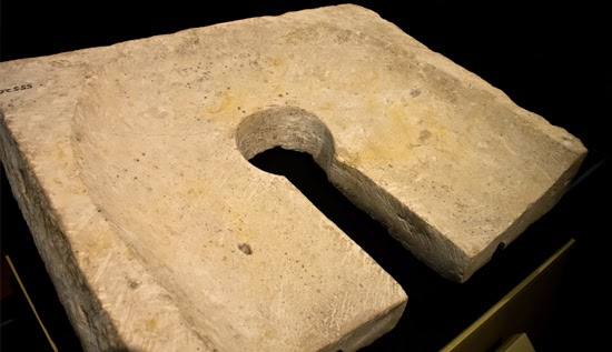 A história do banheiro - Egito