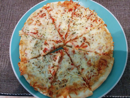 Pizza surgelé