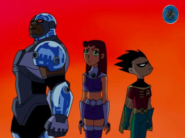 Teen Titans Episode 1 Hd