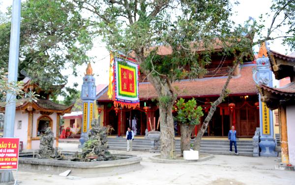 Văn khấn tại đền cô Bảy Tân La- Cô Bảy Kim Giao