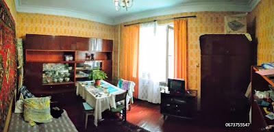 Продажа 3-комнатной сталинки на 97 квартале