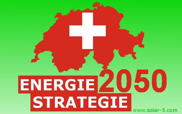 Energiestrategie in der Schweiz erneuerbaren Energien Solar Photovoltaik Windkraft Biomasse